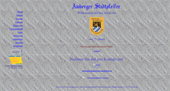 Preview of amberger-stadtpfeifer.de